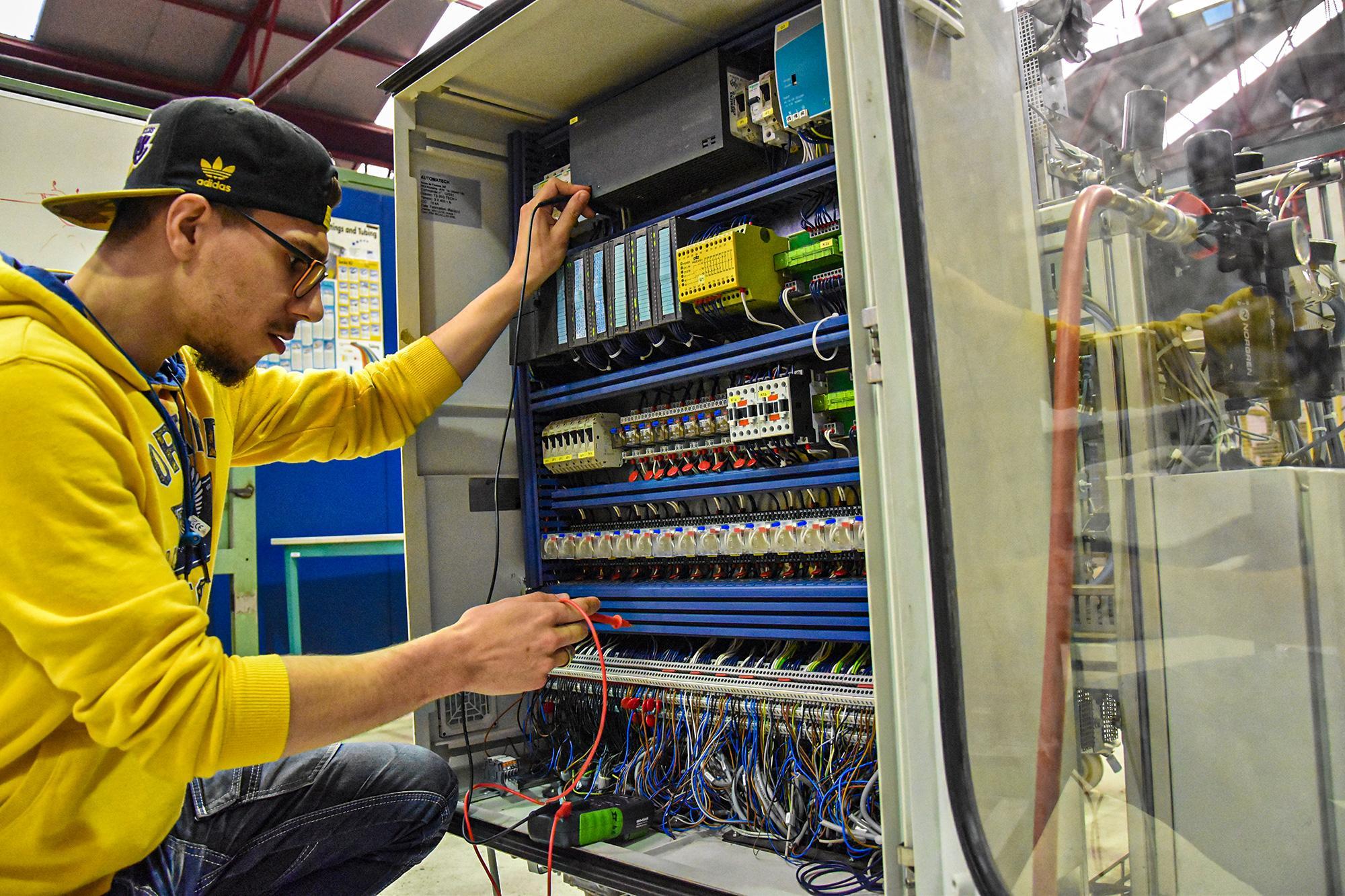 Électricité – principes de base