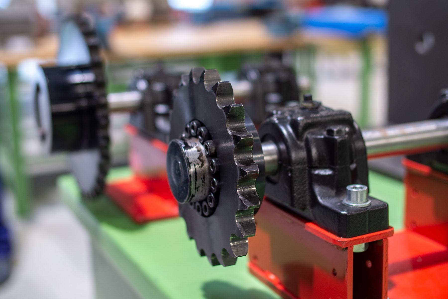 Transmissions et réducteurs de vitesse