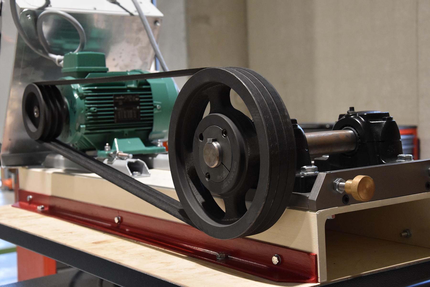 Mécanique - Transmissions et réducteurs de vitesse